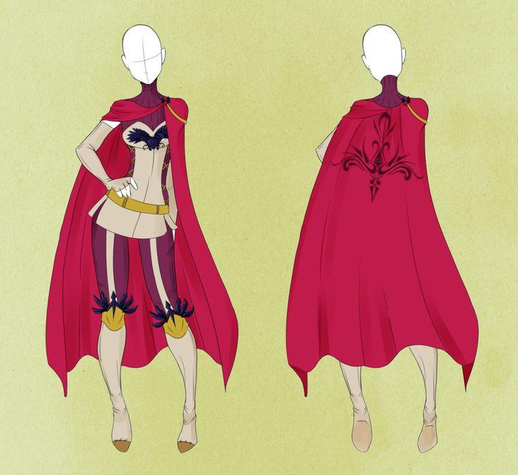 :: Commission Outfit April 14 :: by VioletKy.deviantart.com on @deviantART