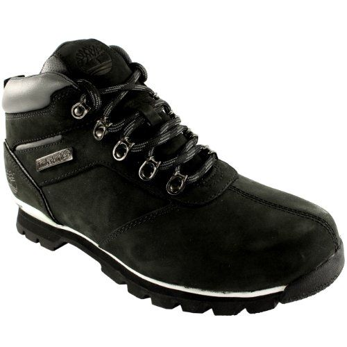 Mens Timberland Splitrock 2 Earthkeepers Hiker Lace Up Ankle Boots  115  Black >>> Check out the image by visiting the link.(This is an Amazon affiliate link)