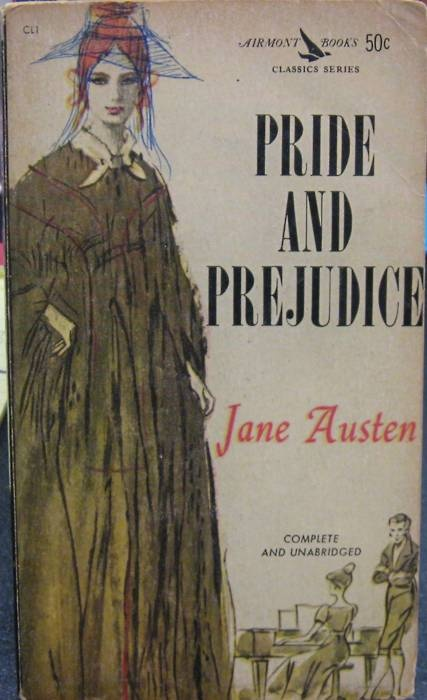 Pride and Prejudice - Jane Austen - this has been recommended to me many times
