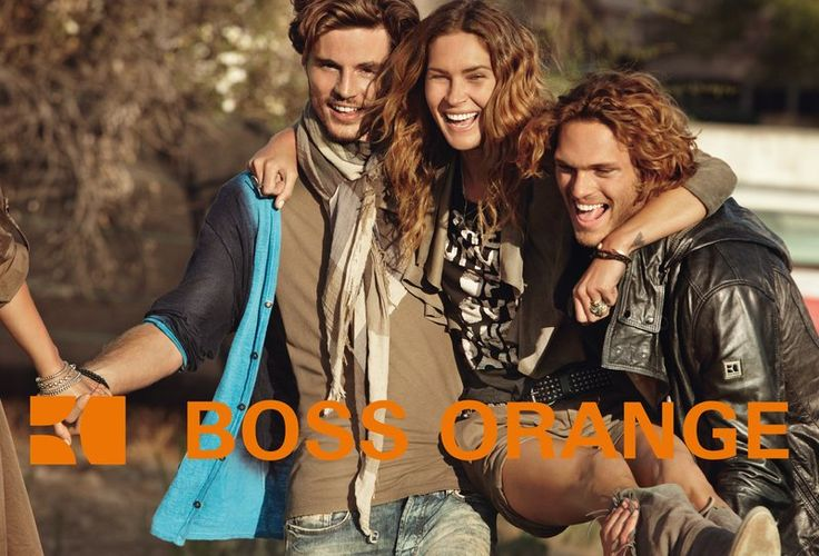 Hugo Boss - Boss Orange S/S 11