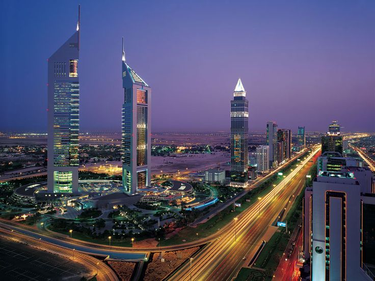 Dubai has been leading over the years in modern art and architecture....I want to see it with my own eyes