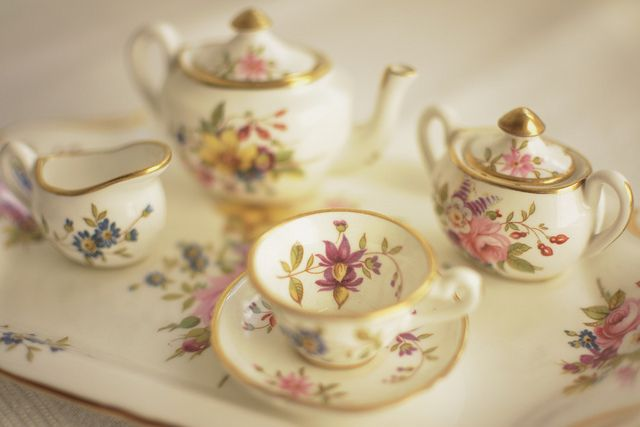 miniature tea set photo taken in wales by deborah cardinal tea cups pinterest wings. Black Bedroom Furniture Sets. Home Design Ideas