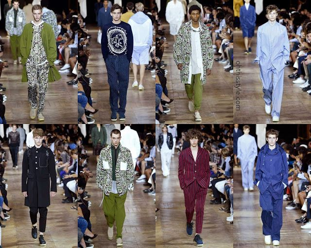 Phillip Lim #ss16 #collection #pmfw #pfw #collage http://www.ohthisstyle.com #ohthisstyle #men #fashion
