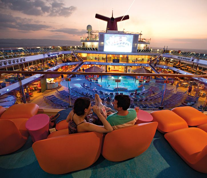 Carnival Cruise Lines | Seaside Theatre