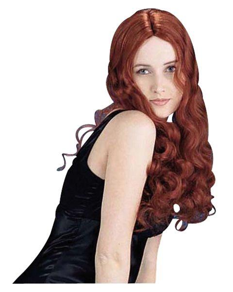 Auburn Showgirl Wig Adult   Hairstyles   Pinterest   Showgirls, Wigs ...