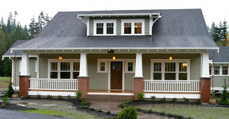 97 best avalon craftsman bungalow 1 48 dollhouse for New construction craftsman style homes