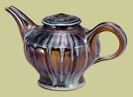 Bill Campbell Pottery for Sale | bill campbell pottery serving pieces back to bill campbell index