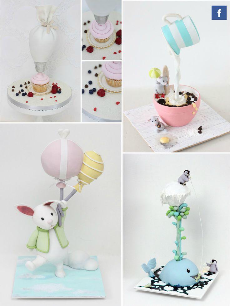 Cake Decoration Procedure : Best 25+ Anti gravity cakes ideas on Pinterest Anti ...