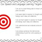 Free! Learning targets so students will know what they are working on when they come to you