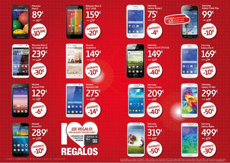 Si esperabas las #rebajas para adquirir tu smartphone, aquí tienes tu oportunidad en @TelecorTiendas. #Zielo