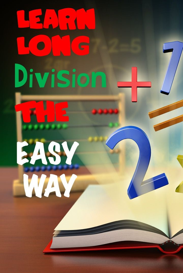 Learning long division just won't get better without lots of practice! Drill, drill, drill doesn't do the trick, and can make kids hate math. So, what do you do? Get great ideas to make long division easier (and more fun) plus great games and even videos to help make teaching long division easier on this post!!
