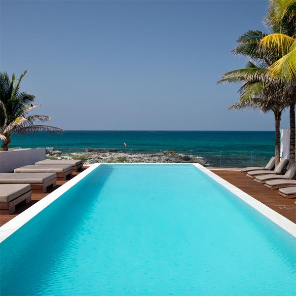 Hotel Secreto - Isla Mujeres Mexico. this is where i wanna go. if i could id pack my bags and move here today