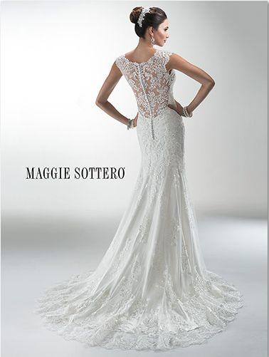 Coming Soon To The Bridal Cottage Melanie From Designer Maggie Sottero Wedding DressesBride DressesWedding Dresses SydneyVintage Lace