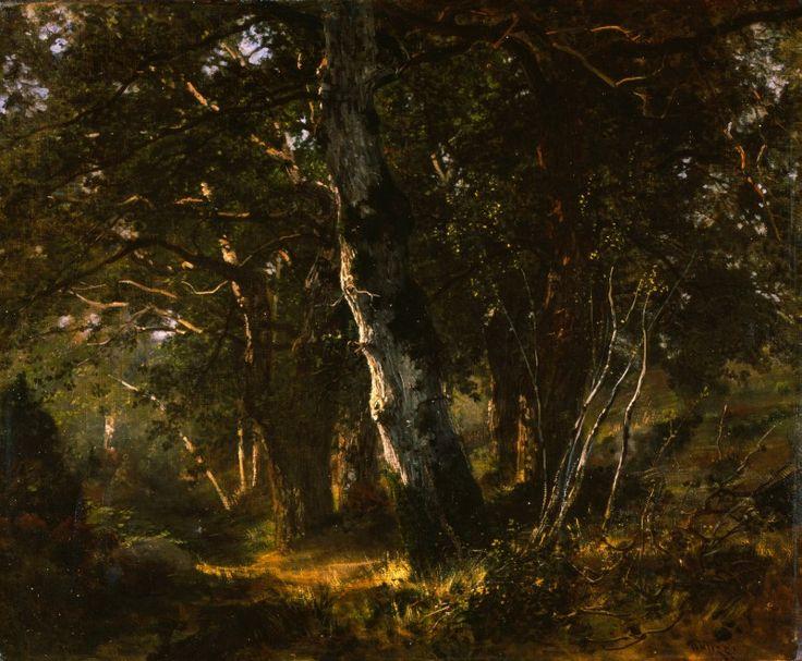 Giuseppe Palizzi (1812 - 1888) was een Italiaanse schilder. Hij vestigde zich in…