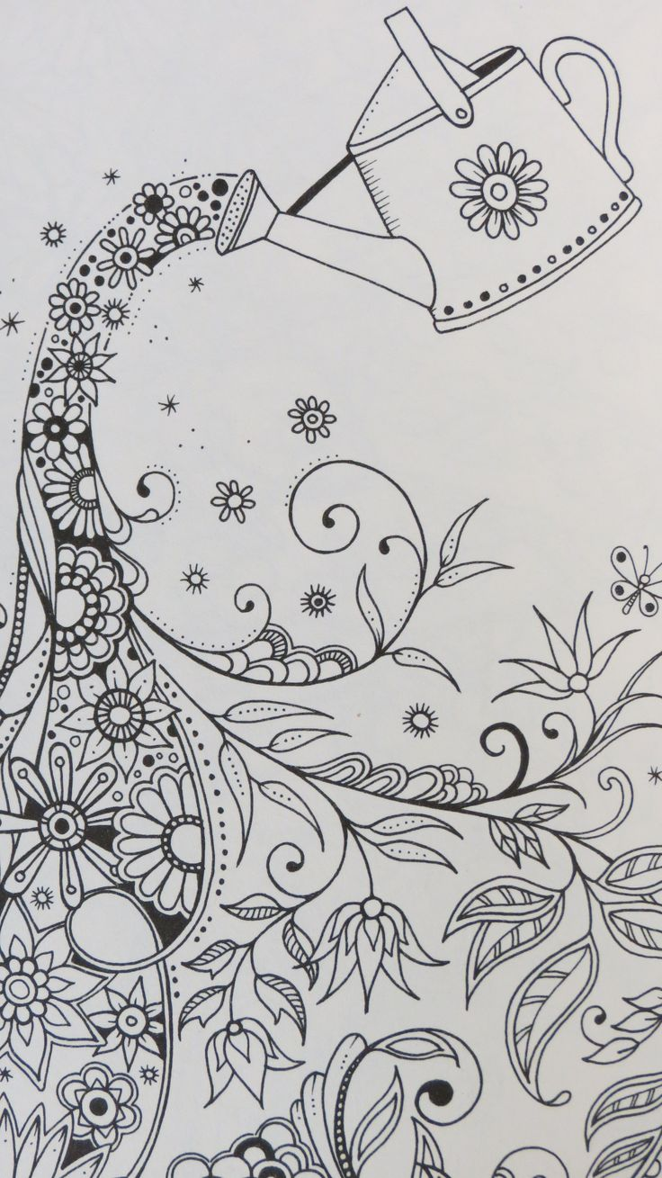 927 best Zentangle - Dangle - Ausmalen images on Pinterest ...