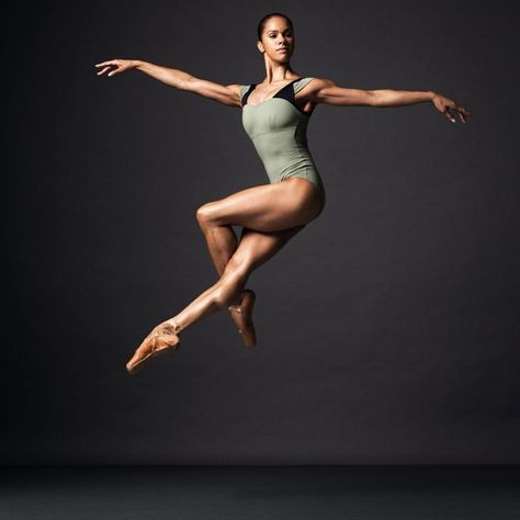 Ballerina Misty Copeland's Five Ways She Eats, Lives, and Trains Healthy