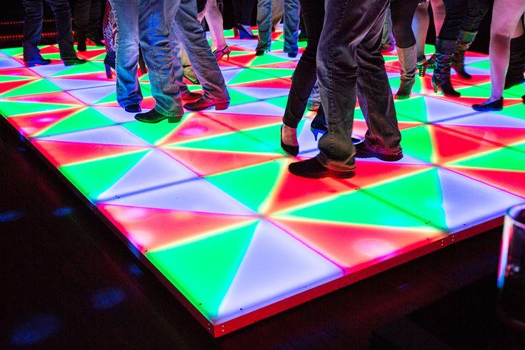 Absolute DJS - LED Dance Floor Rental in Vancouver, Surrey, Langley.