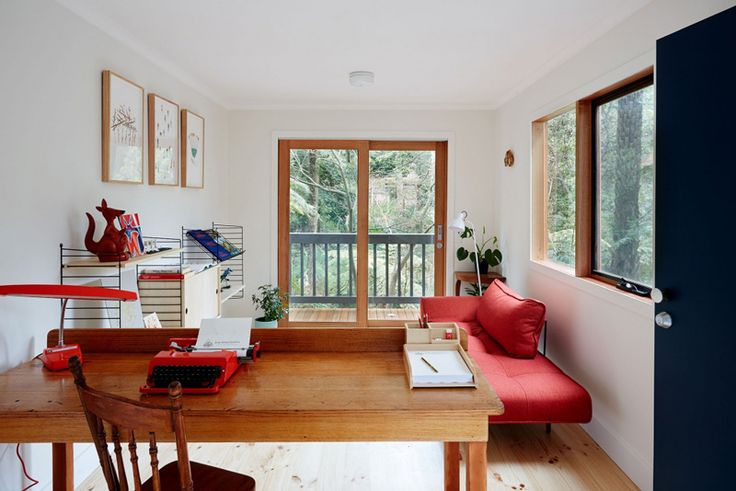 As cute as a button inside and out. Melbourne, Victoria, Australia  guesthouse renovations and ...