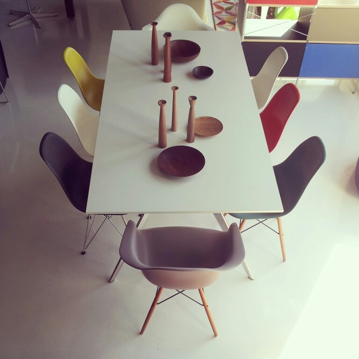 65 best images about sillas eames on pinterest table and - Sillas originales ...