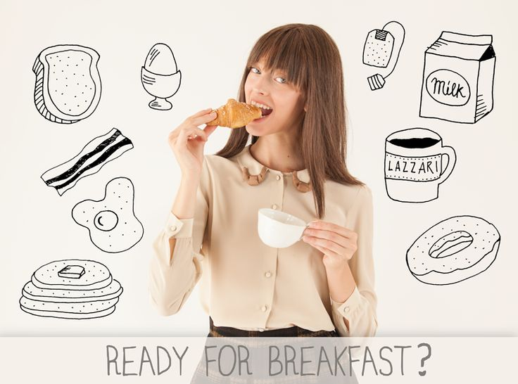 Lazzari Store > Ready for breakfast?