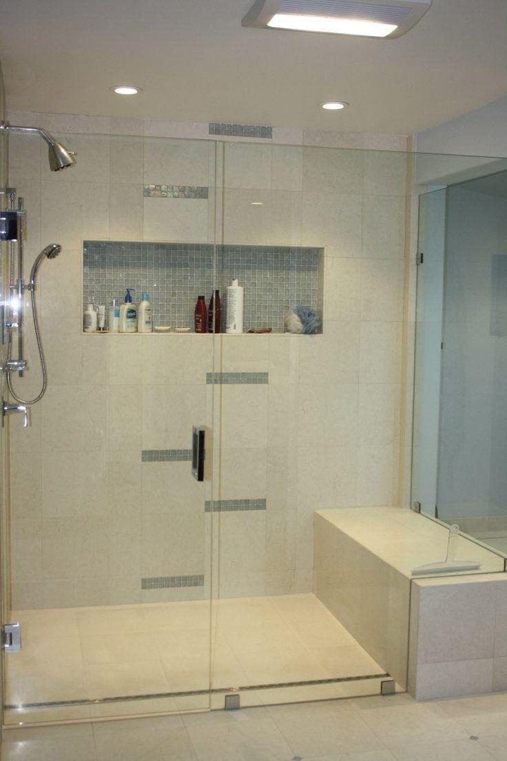 Les 25 meilleures id es de la cat gorie niche de douche for Salle de douche ouverte sur chambre