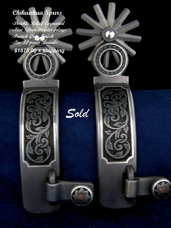 1000 Images About Handmade Spurs Bits Amp Buckles On