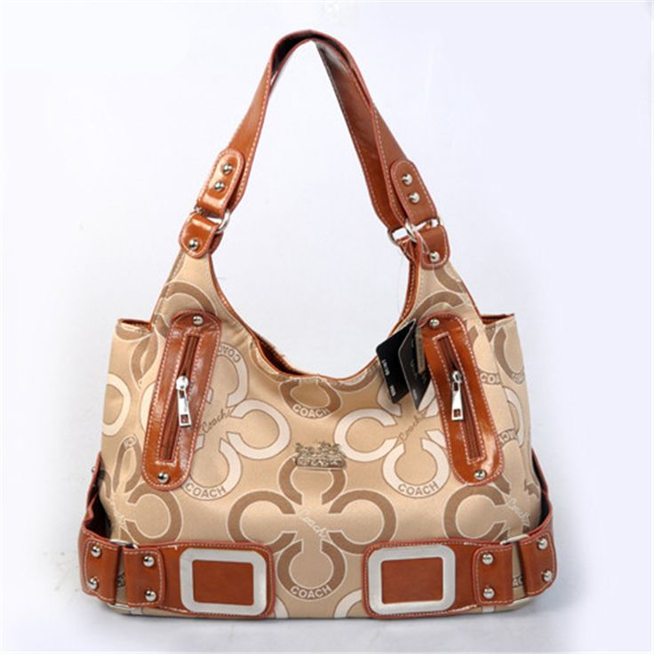 new fashion Coffee Apricot Coach Handbag on sale online,save up to 90% off hunting for limited offer,no duty and free shipping.#handbag #design #totebag #fashionbag #shoppingbag #womenbag #womensfashion #luxurydesign #luxurybag #coach #handbagsale #coachhandbags #totebag #coachbag