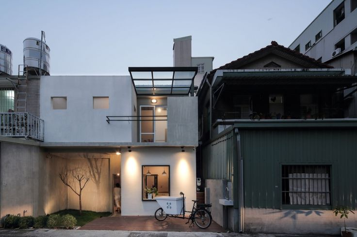 Old Taiwanese Home Gets a Contemporary Face-Lift by J.R. Architects