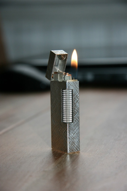 Windmill Fox Duet Butane Lighter
