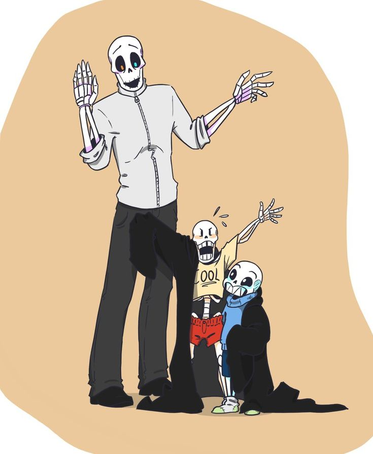 Skele-dad! by QueensDaughters on DeviantArt