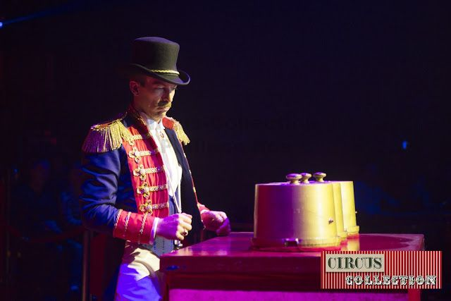 Circus -Collection: Bouglione on tour 2016-2017 le spectacle FESTIF