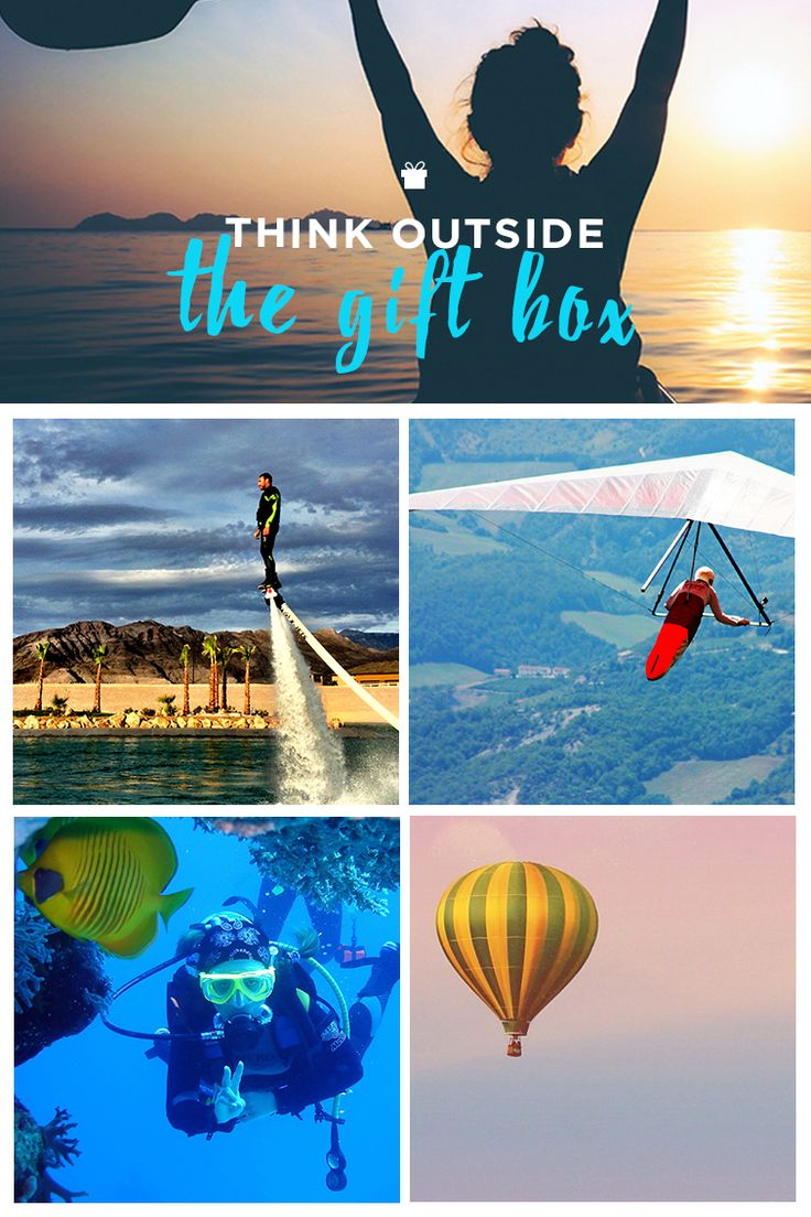 13 best Unique Experiences images on Pinterest   Experience gifts ...
