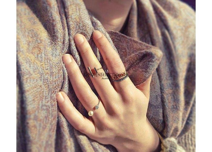 Δαχτυλίδι Chic Pearl