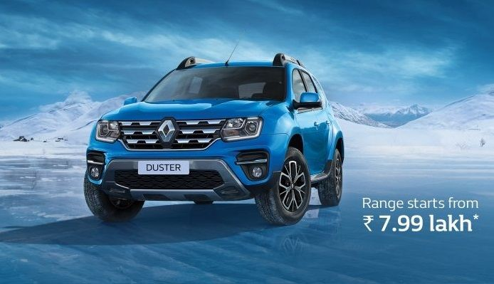 Renault Duster Is Acquired Starting Cost At Inr 9 5 Lakh Renault