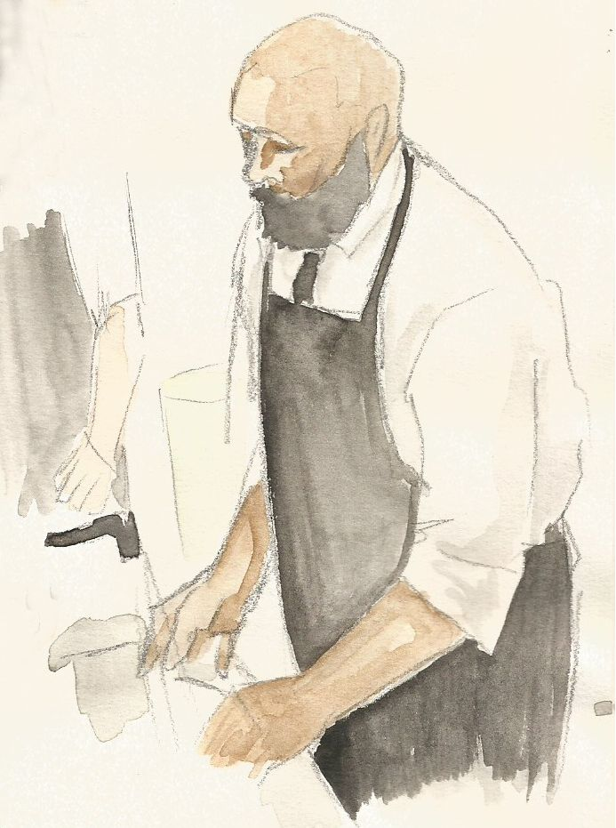 sketch from nightmare kitchen