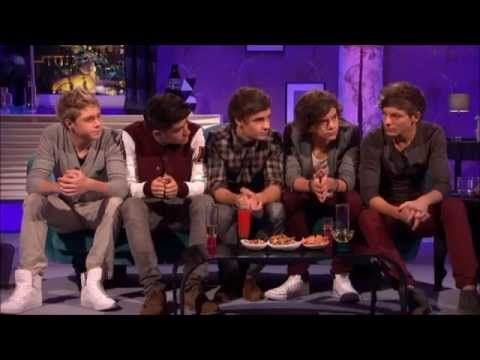 Favorite One Direction Interview with Alan Carr Chatty Man(: