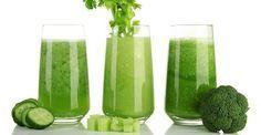 Centrifugati succhi verdi, per chi vuole iniziare una dieta depurativa e dimagrante o un programma detox