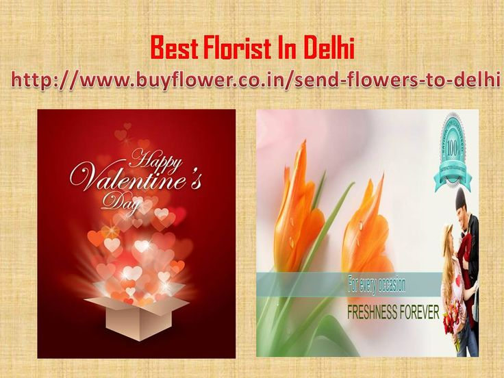 You can send flowers to Delhi to your lover and relatives. http://www.buyflower.co.in/send-flowers-to-delhi