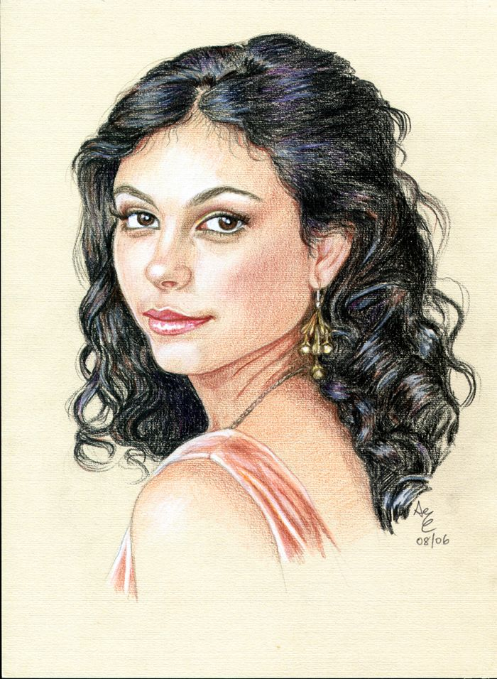 Inara Serra (Morena Baccarin - Firefly) by TheDoThatGirl on deviantART