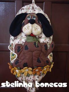 Puxa-saco cachorrinho Tião