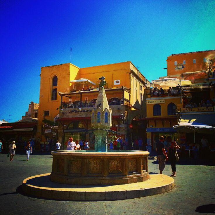 Παλιά Πόλη Ρόδου (Rhodes Old Town) in Ρόδος