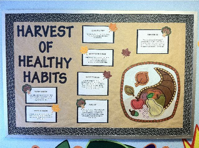 Harvest of Healthy Habits Image