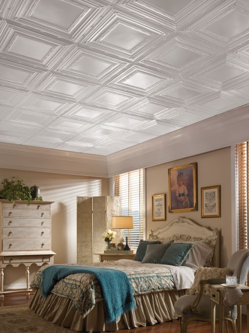 Drop Ceilings And Ceiling Tile Systems By Armstrong   Metallaire Bead