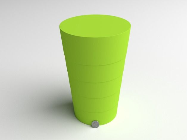 Retractable Drum by bitc - Thingiverse