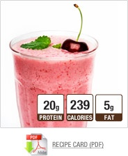 Protein Shakes GALORE! Lots of yummy, HEALTHY recipes for smoothies and shakes! Magic Bullet time!