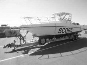 1993 Fountain Powerboat Sport fish Cruiser on GovLiquidation.com