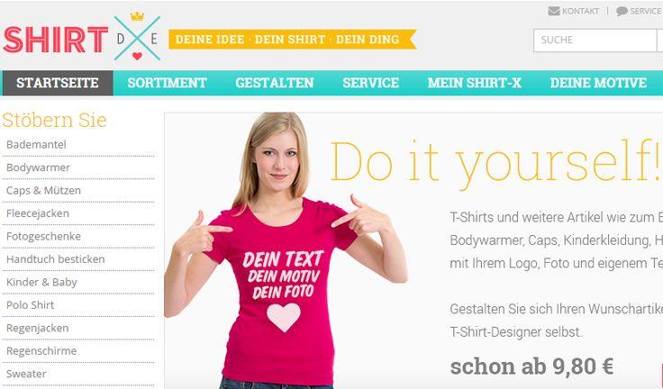 Selbst bedrucken: T-Shirts und mehr   jogi-testet.de