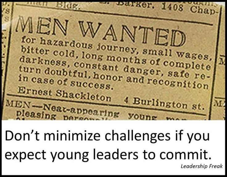 ARTICLE: 10 Things Young Leaders Need to Succeed