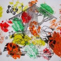 Podzim : Vyrábíme s dětmi