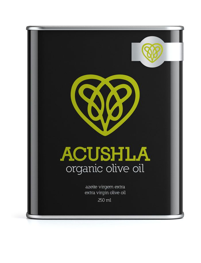 Acushla Olive Oil - The Dieline